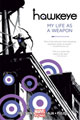 Image: Hawkeye Vol. 01: My Life as a Weapon SC  - Marvel Comics