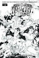 Image: John Carter: Warlord of Mars #4 (variant incentive cover - Benes B&W) (20-copy) - Dynamite