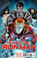 Image: Invincible Iron Man #6 (Tedesco The Story Thus Far variant cover - 00651) - Marvel Comics