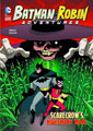 Image: Batman & Robin Adventures: Scarecrow's Nightmare Maze SC  (Young Reader) - Stone Arch Books