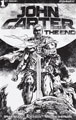 Image: John Carter: The End #1 (Hardman b&w incentive cover - 01081) (30-copy)  [2017] - Dynamite