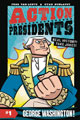 Image: Action Presidents Book 01: George Washington HC  - Harper Collins Publishers