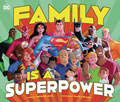 Image: Family Is a Superpower HC  - Capstone Press