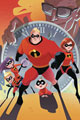 Image: Disney / Pixar: Incredibles 2 - Slow Burn #1 (cover B - Kawaii Studio) - Dark Horse Comics