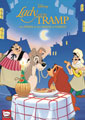 Image: Disney: Lady & the Tramp Story Movie in Comics HC  - Dark Horse Comics