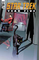 Image: Star Trek: Year Five  (cover A - Thompson) - IDW Publishing