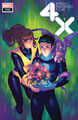 Image: X-Men / Fantastic Four #1 (variant Flower cover - Hetrick) - Marvel Comics