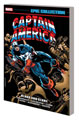 Image: Captain America Epic Collection: Blood Glory SC  - Marvel Comics