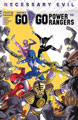 Image: Go Go Power Rangers #29 (cover A - Carlini) - Boom! Studios