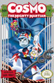 Image: Cosmo Mighty Martian #4 (cover A - Yardley) - Archie Comic Publications