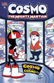 Image: Cosmo Mighty Martian #4 (cover B - Galvan) - Archie Comic Publications