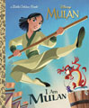 Image: I Am Mulan Little Golden Book  - Golden Books