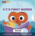 Image: ET: Extra Terrestrials First Words Board Book  - Insight Kids