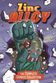 Image: Zinc Alloy Complete Collection GN  - Stone Arch Books