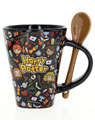 Image: Harry Potter Mug  (w/Spoon) - Monogram Products