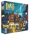 Image: Paris La Cite De La Lumiere Board Game  - Devir Americas, LLC