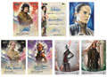 Image: Topps 2020 Women of Star Wars Card Box  - Topps Company