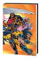 Image: X-Men: Age of Apocalypse Omnibus Complete HC  (new printing) (variant DM cover - Hitch) - Marvel Comics