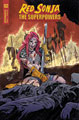 Image: Red Sonja: The Superpowers #2 (cover D - Federici) - Dynamite