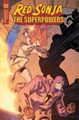 Image: Red Sonja: The Superpowers #2 (incentive 1:15 cover - Ferguson) - Dynamite