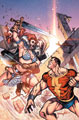 Image: Red Sonja: The Superpowers #2 (incentive 1:25 cover - Davila virgin) - Dynamite