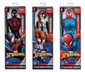 Image: Spider-Man Titan Hero Web Warriors  (12-inch) Action Figure Assortment 202002 - Hasbro Toy Group