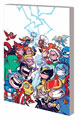 Image: Little Marvel Standee Punch-Out Book HC  - Marvel Comics