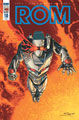 Image: Rom #10 (incentive cover - John Stanisci) (10-copy)  [2017] - IDW Publishing