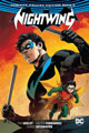 Image: Nightwing Rebirth Deluxe Edition Vol. 02 HC  - DC Comics