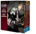 Image: Batman by Scott Snyder & Greg Capullo Vols. 7-10 SC Box Set  - DC Comics