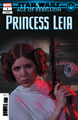 Image: Star Wars: Age of Rebellion - Princess Leia #1 (variant cover - Movie)  [2019] - Marvel Comics