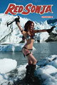 Image: Red Sonja #15 (cover E - Decobray Cosplay) - Dynamite