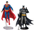 Image: DC Batman/Superman Wv1 Action Figure Assortment  (7-inch) - TMP Toys / McFarlane Toys