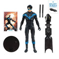 Image: DC Collector Wv1 Modern Nightwing Action Figure Case  (7-inch) - TMP Toys / McFarlane Toys
