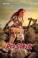 Image: Red Sonja #26 (cover E - Gracie Cosplay) - Dynamite