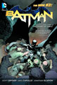 Image: Batman Vol. 01: The Court of Owls HC  - DC Comics