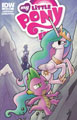 Image: My Little Pony: Friends Forever #3 (10-copy incentive cover) - IDW Publishing