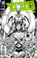 Image: Wonder Woman #40 (b&w variant cover - 04031) - DC Comics