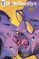 Image: Dirk Gently's Holistic Detective Agency: The Salmon of Doubt #6  [2017] - IDW Publishing