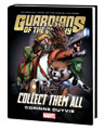 Image: Guardians of the Galaxy: Collect Them All HC  - Marvel Comics