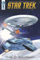 Image: Star Trek: The Q Conflict #3 (cover B) - IDW Publishing