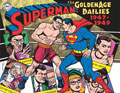 Image: Superman: The Golden Age Dailies 1947-1949 HC  - IDW Publishing