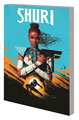Image: Shuri Vol. 01: The Search for Black Panther SC  - Marvel Comics