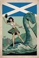 Image: Bettie Page Vol. 02 #5 (incentive cover - Chantler virgin) (30-copy) - Dynamite