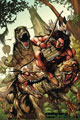 Image: Turok Vol. 04 #3 (incentive cover - Morales virgin) (30-copy) - Dynamite