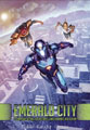 Image: Mutants and Masterminds RPG: Emerald City Campaign Setting HC  - Green Ronin Publishing