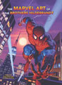 Image: Marvel Art of Brothers Hildebrandt HC  - IDW Publishing