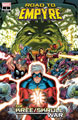 Image: Road to Empyre: Kree Skrull War #1 (variant cover - Ron Lim) - Marvel Comics