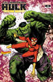 Image: Immortal Hulk #32 (variant Spider-Woman cover - Zircher) - Marvel Comics