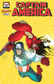 Image: Captain America #20 (variant Spider-Woman cover - Caldwell) - Marvel Comics